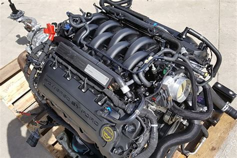 Ford Engines For Sale by Ebay Find 2016 Shelby Gt350 5 2 Liter Voodoo Engine