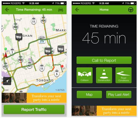 traffic app android 680news traffic app for iphone and android now available brings real time reporting from