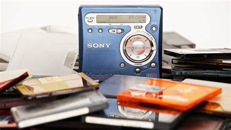 Sony Has New Lipstick Walkman For The Masses by Status Symbols Minidisc The Verge