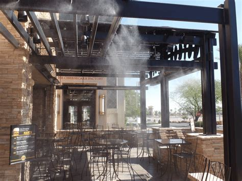 commercial patio misters patio misting systems patio