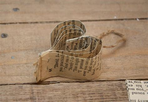 Handmade Paper Hearts - handmade paper hearts