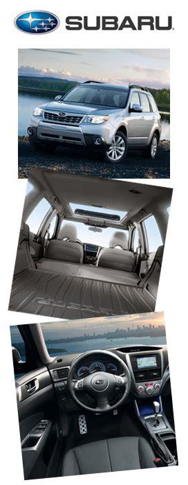 Carters Subaru New 2013 Subaru Forester In Seattle Subaru Ballard