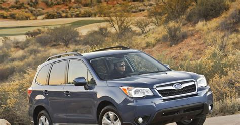 Subaru Forester Popular Package 1 2015 Subaru Forester Is Safe Practical And Affordable