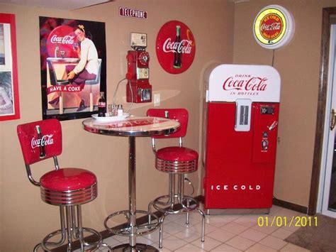 Coca Cola Kitchen Curtains by Coca Cola Kitchen Decor Vitro Coca Cola Logo Chrome Bar