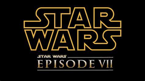 ?Kensington SW7? (?Star Wars: Episode VII?) Preparing for