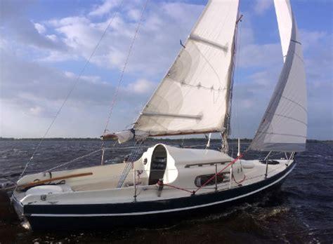sportieve kajuitzeilboot trotter luxe kajuitzeilboot huren