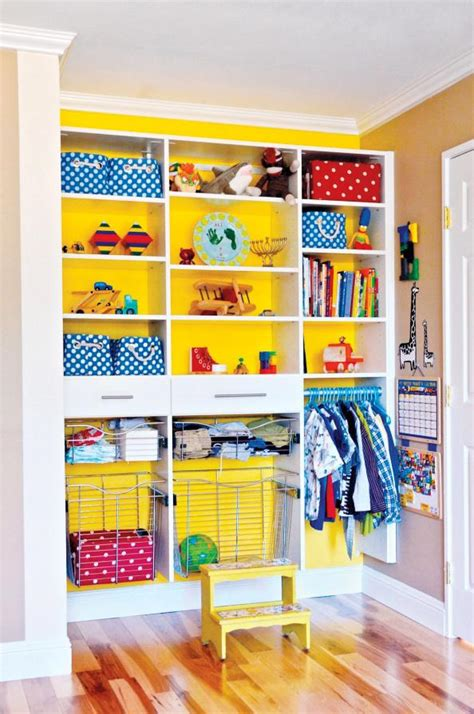 staff picks a kid friendly closet renovation how to 5 easy tips to organize your kids closet instyle