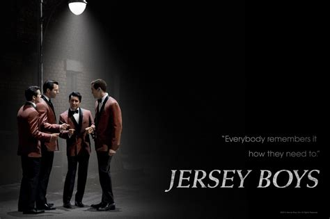 Jersey Boys Film in Movie Theatres : Gentleman's Style