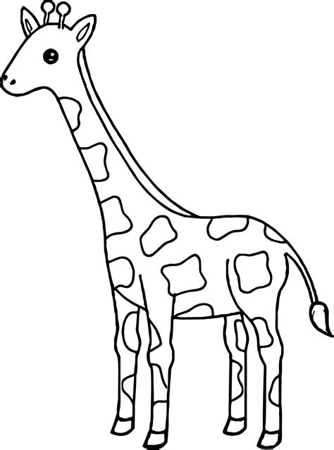 printable coloring pages giraffe coloring pages of giraffes murderthestout