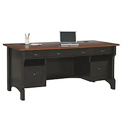 christopher lowell shore executive desk 30 12 h x 66 w x