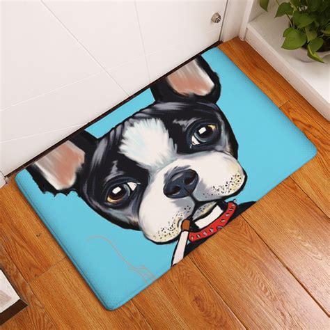 Karpet Lembut Anti Slip 40 X 60 Cm new anti slip carpets pet print mats bathroom floor kitchen rugs 40x60 50x80 cm in mat from