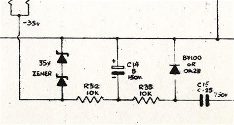 zener diode lifier vox 100 quot lifier speakers