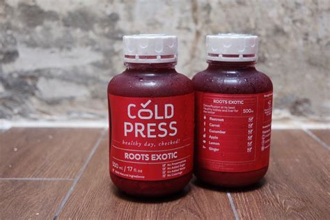 Detox Juice Press by S 3 Days Juice Detox With Cold Press Indonesia