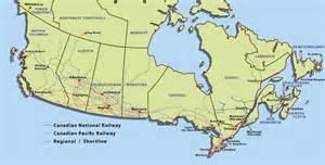 Canada Train Map by Railways Alberta Canada Alberta Canada