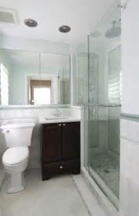 Small Master Bathroom Design Evanston Small Master Traditional Bathroom Chicago