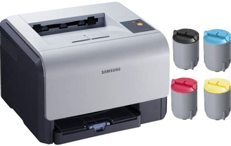 samsung laser color printer samsung clp300 colour laser printer review