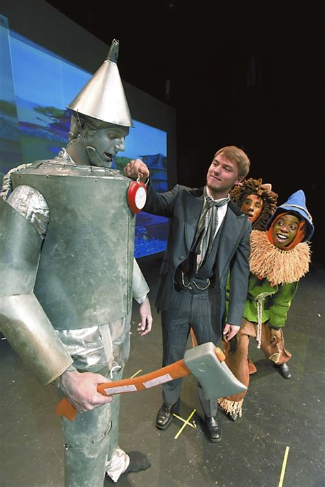 The Yellow Brick Road Leads To The Norvell Theater Starting Next Week Salisbury Post Wizard Of Oz Powerpoint Template