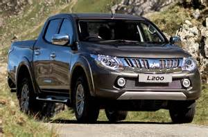 How Much Is A L For A Mitsubishi Tv Mitsubishi L200 4x4 Image 36