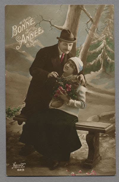 history of new year in canada season s greetings cards from the collection of