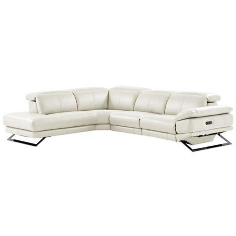 leather sofa bed toronto modern custom leather sofa