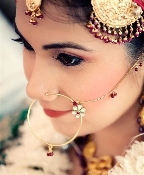 editor s bridal nose ring designs we india s