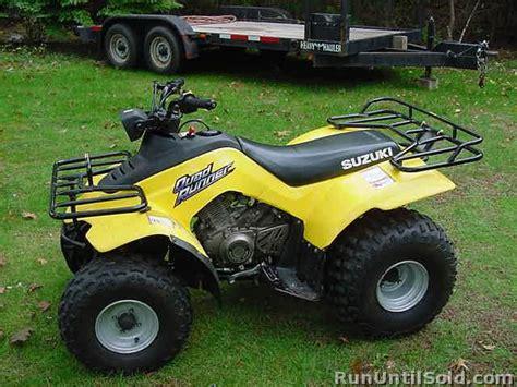 Suzuki Quadrunner 160 Parts Suzuki Quadrunner 160