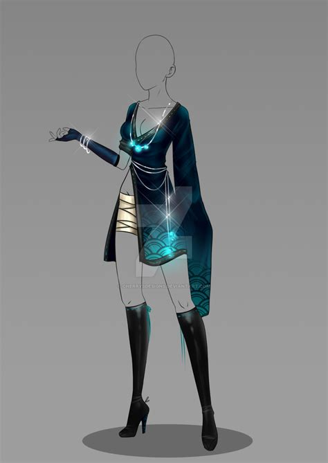 jacket design generator closed auction adopt outfit 316 by cherrysdesigns on