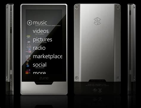 Microsoft Zune Hd microsoft zune hd pricing revealed
