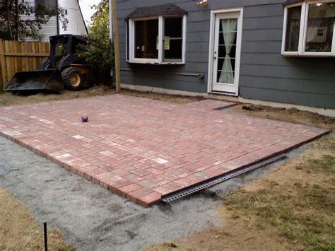 12x12 Paver Patio Cost by 16x16 Concrete Pavers For Sale Tags 12x12 Concrete