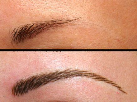new eyebrow tattoo technique 17 best ideas about permanent makeup on