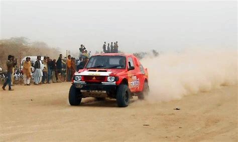 jeep rally car magsi remains unbeatable for fifth in jeep rally