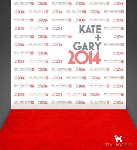 design red carpet backdrop bride groom wedding red carpet backdrop step and