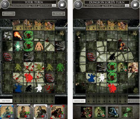 avanti un altro gioco da tavola dungeon heroes il gioco da tavola arriva anche su iphone