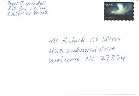 Letter Mail image gallery letter mail setup