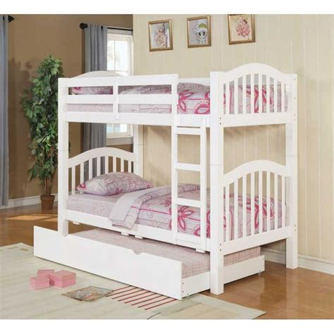 Bunk Beds Separate 3 Beds In One With The Ability To Separate Into Identical Beds Children S Bedroom