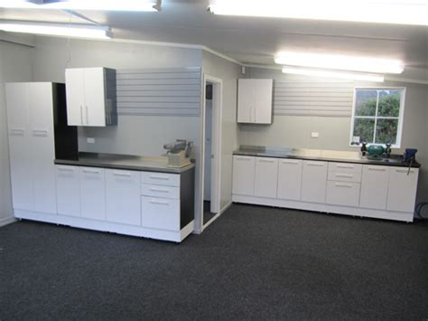 Fit Garage by Slide Effect Garage Fit Out