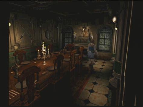 Resident Evil Dining Room resident evil 3 part 10 episode x scissorman