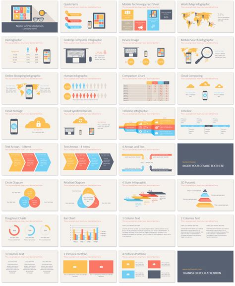 powerpoint technical presentation templates mobile technology powerpoint template presentationdeck