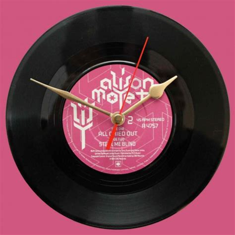 alison moyet all cried out alison moyet all cried out vinyl clocks