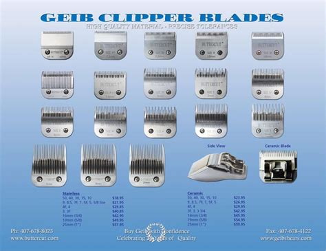 clipper sizes men pics clipper blades sizes www pixshark com images galleries