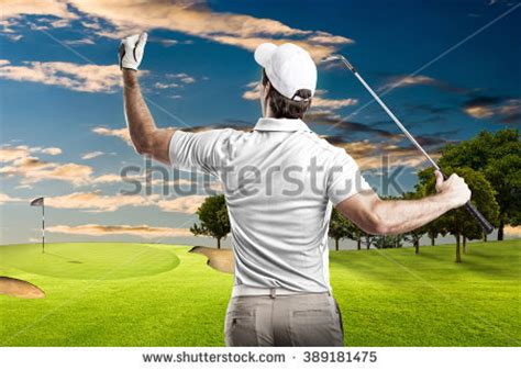 golf swing side view side view young golfer swing pose stock photo 47161420