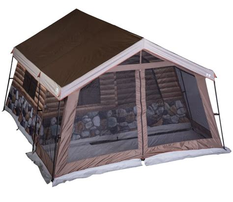 cabin tent log cabin tent home design garden architecture