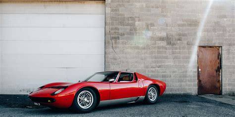 Where Was The Lamborghini Made Why The Miura Is The Greatest Lamborghini Made