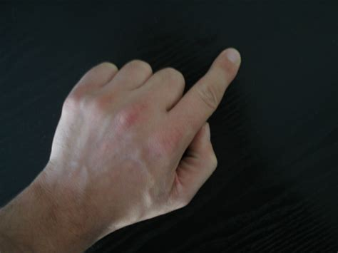 how to finger index finger wikipedia