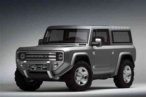 How Much Will The New Ford Bronco Cost by Ford Bronco 2020 Cost