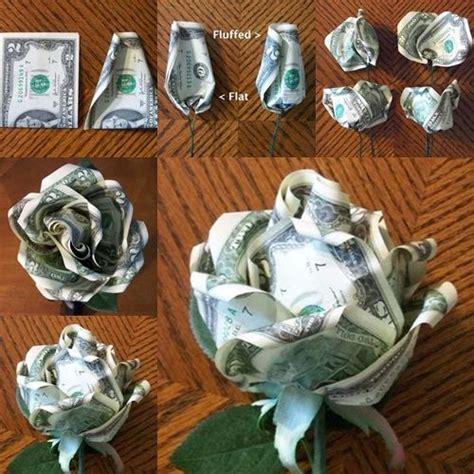 How To Make Paper Money - diy dollar geldgeschenke money gifts
