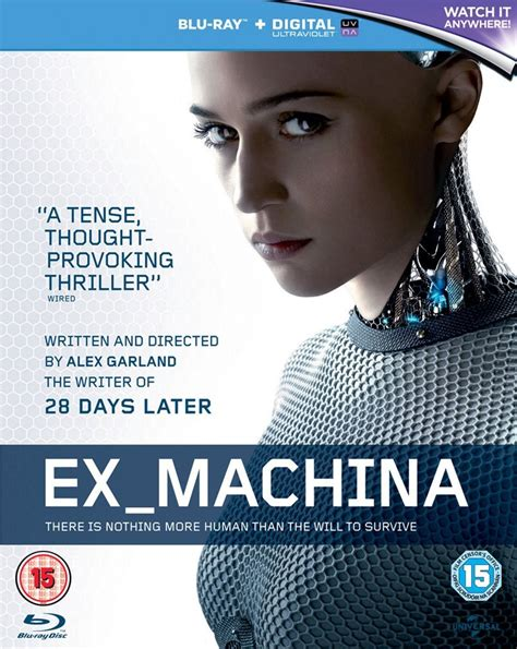 ex machina review ex machina review ai goes wrong again scifinow the world s best science fiction