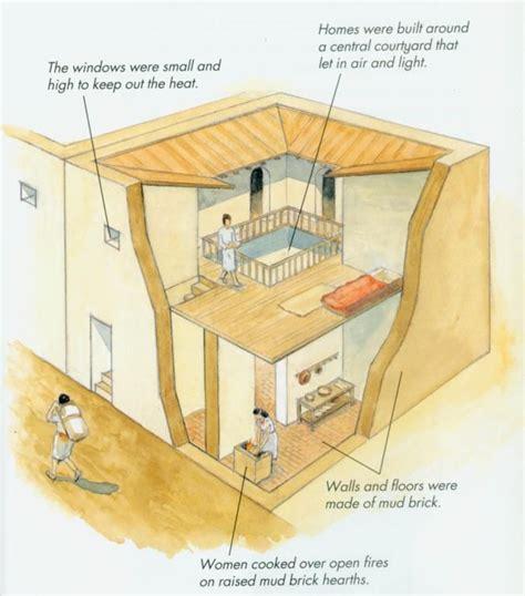 Bc Housing Floor Plans Sumerian House Mesopotamia Amp Sumerian Culture