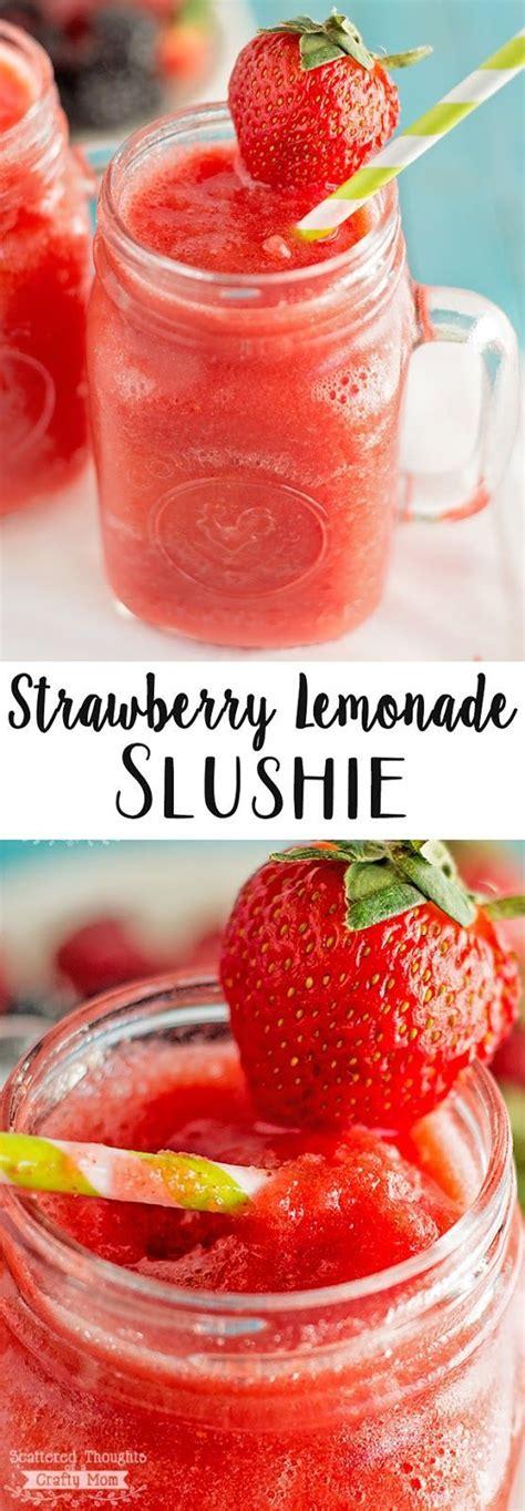 9 Ultimate Summer Smoothies Slushes And Shakes by 25 Best Strawberry Slush Ideas On Vodka