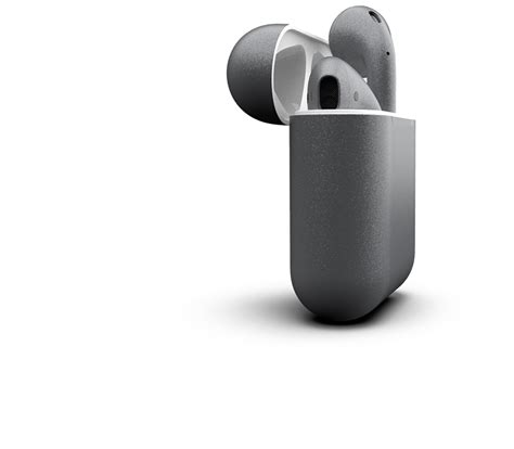 space gray color custom airpods space gray limited edition